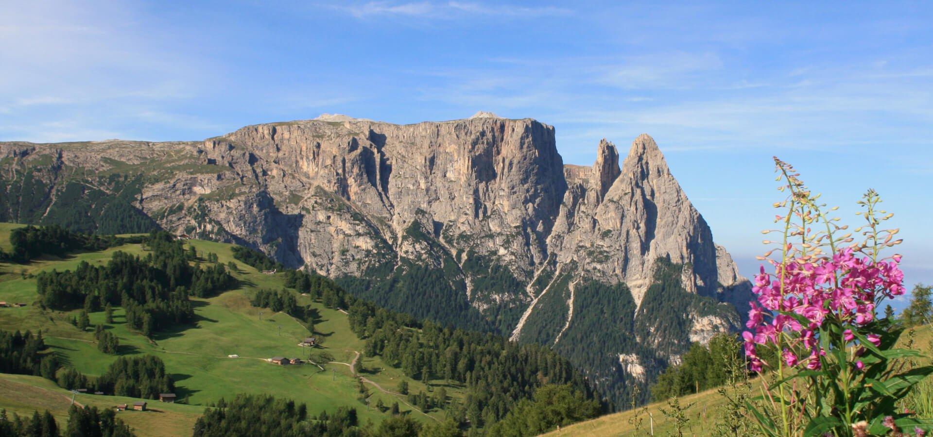 enstpannungsurlaub in den bergen
