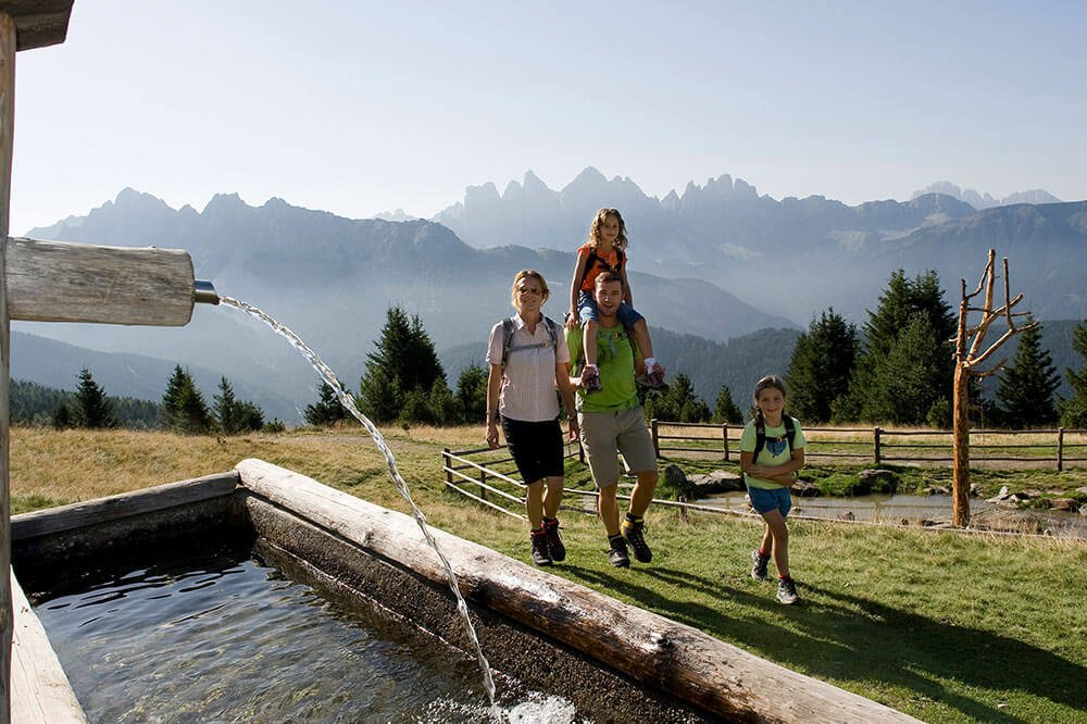 Hiking holidays on the Seiser Alm: maximum relaxation in alpine beauty