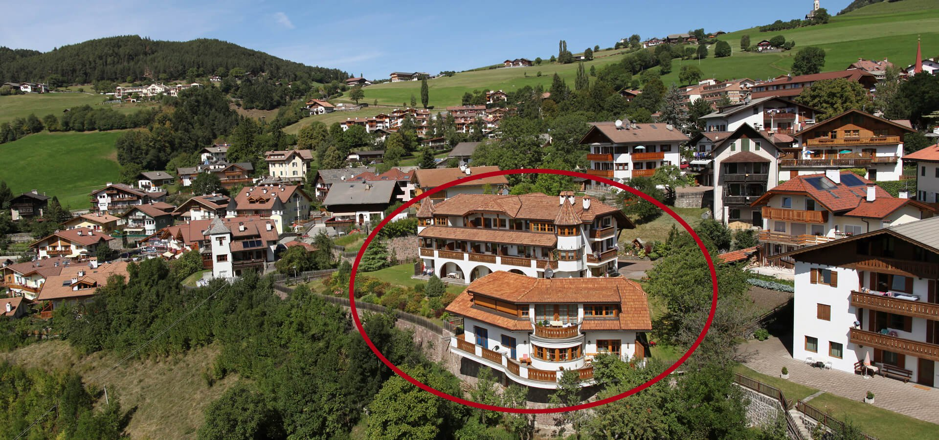 residence burghof seis
