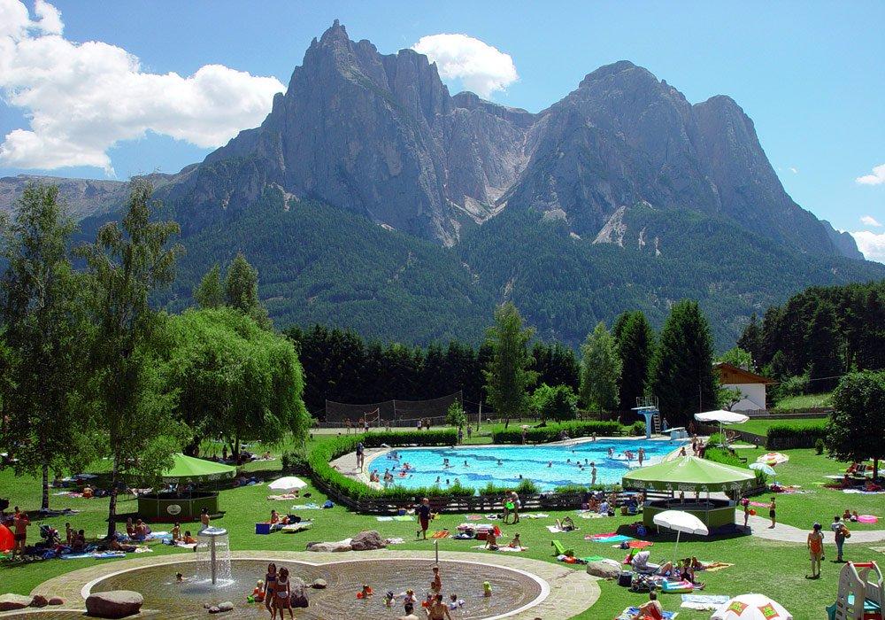 Swimming pool Telfen