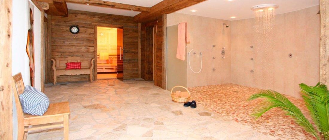 Wellness in den Dolomiten: Buchen Sie bei uns Ihre Ferienwohnung mit Sauna
