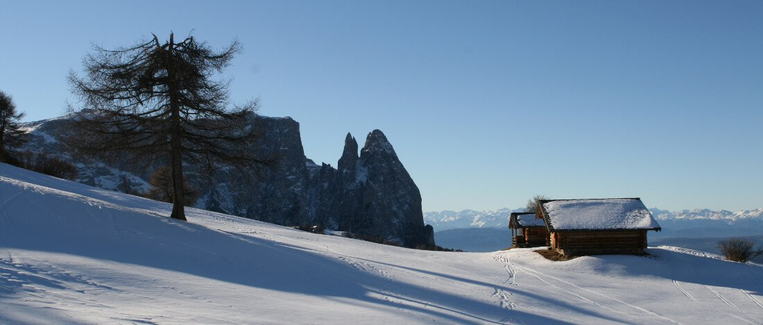 Winter holiday on the Seiser Alm: skiing and more in a wonderful landscape